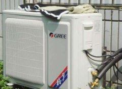 铁西区格力空调简单安装案例