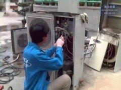 格力中央空调外机维修电话