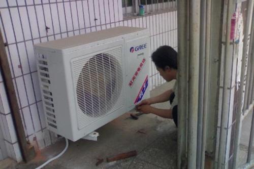 家用格力空调移机注意事项及经验分享